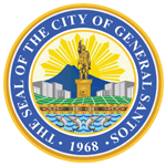 City Government of Gensan Official Logo